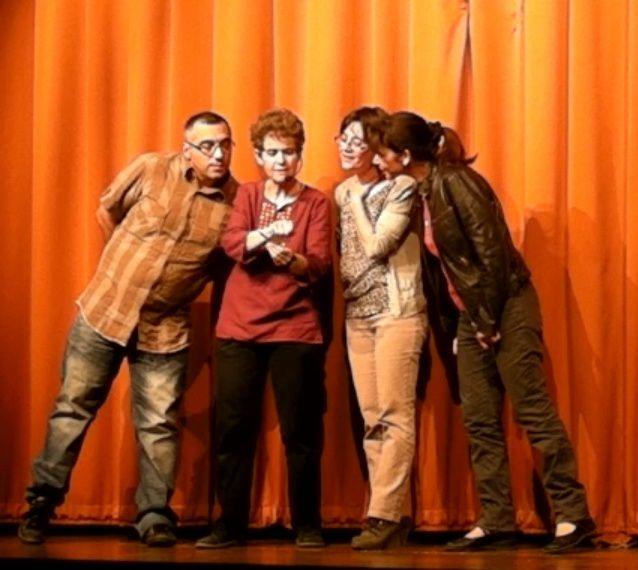 Spectacle théâtre ALG 23 mai