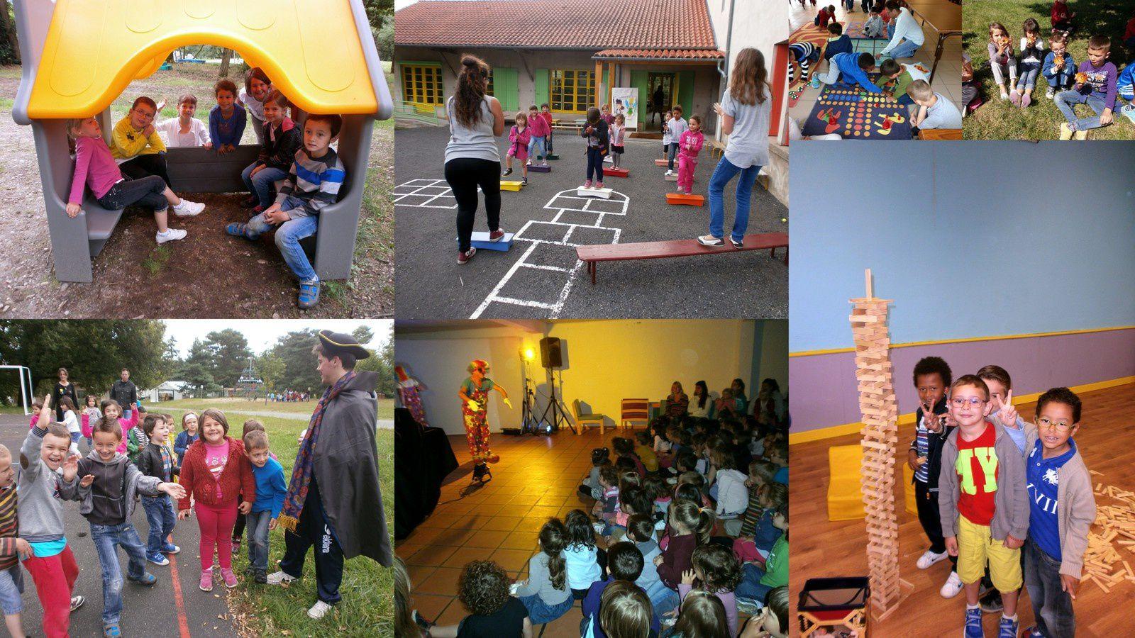 De nombreuses activités aux choix pour les enfants