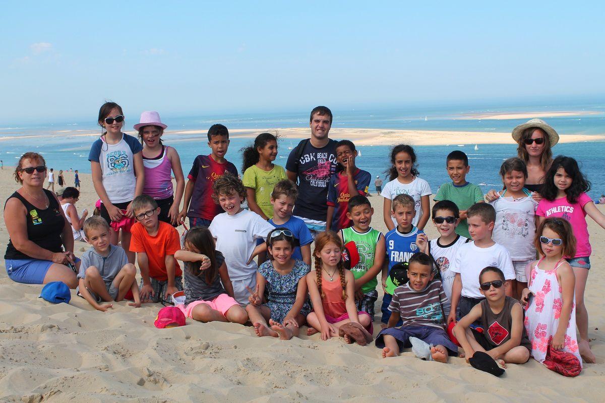 Camps d'été 2015 : Arcachon