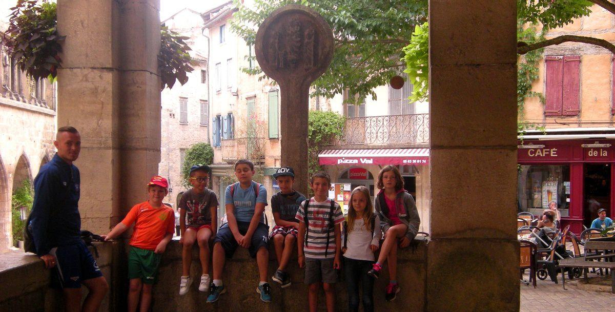 Camp Saint-Antonin (1°s) : Un mercredi très diversifié