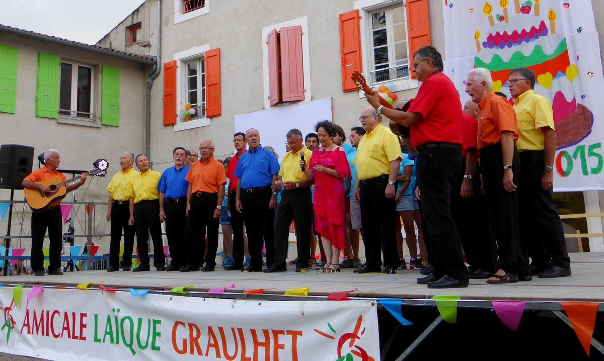 Fête de La Courbe : Ambiance Fiesta