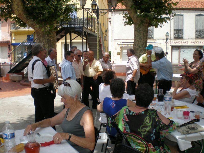 Dans la presse : Fiesta au Festival de Cerbère (66)