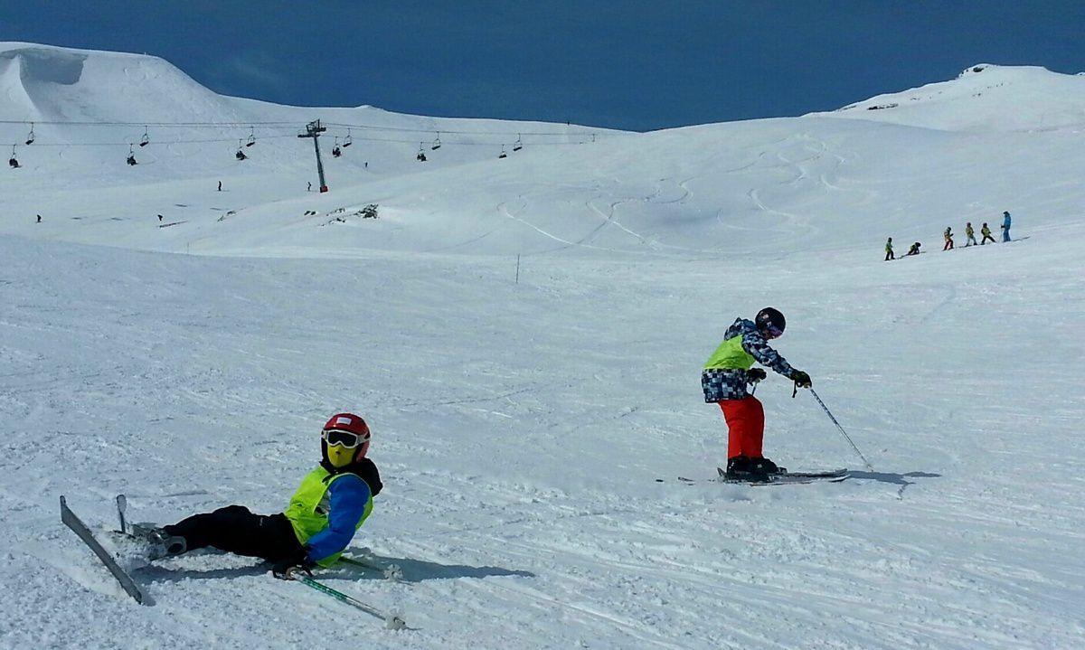 Séjour ski : Superbe journée !