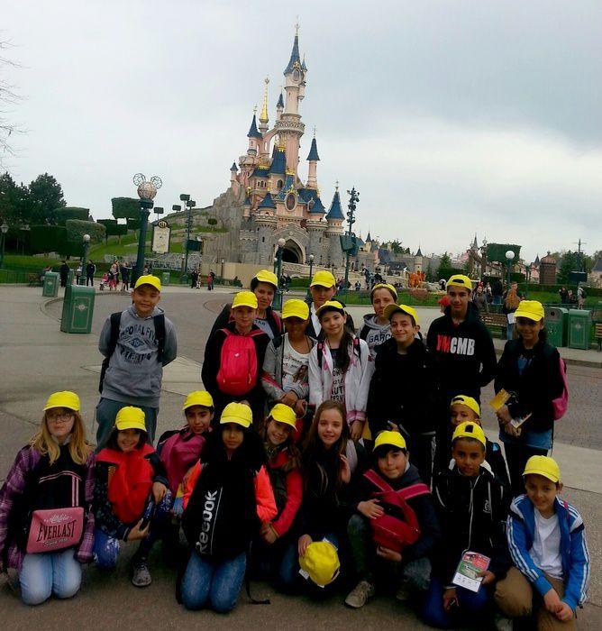 Séjour Paris 2016 : Journée à Disneyland