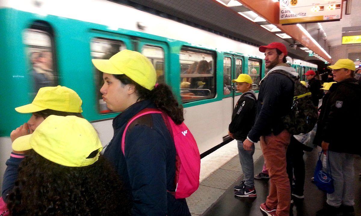 Séjour Paris 2016 : Tour Eiffel, Palais de la Découverte... et retour !