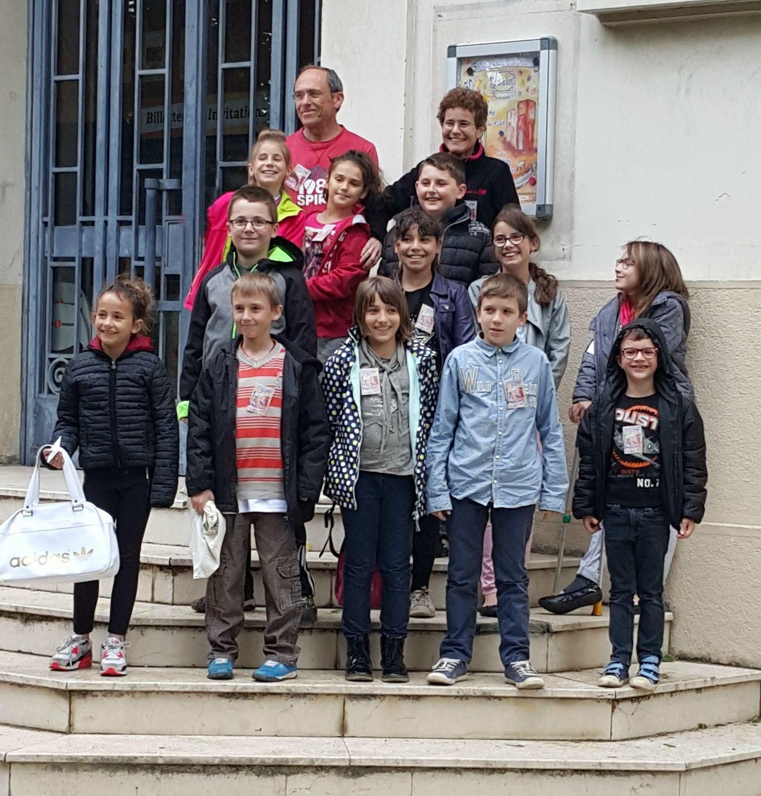 Participation de Pasdetrac ! au Festival International de Théâtre