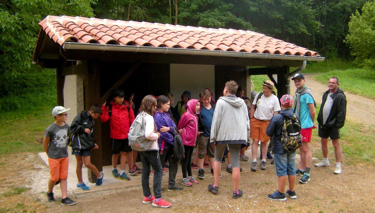 Camp Saint-Antonin 1er séjour 2016 : Lundi 11 juillet
