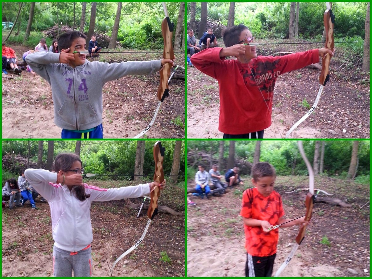 Camp Saint-Antonin 1er séjour 2016 : Mercredi 13 juillet
