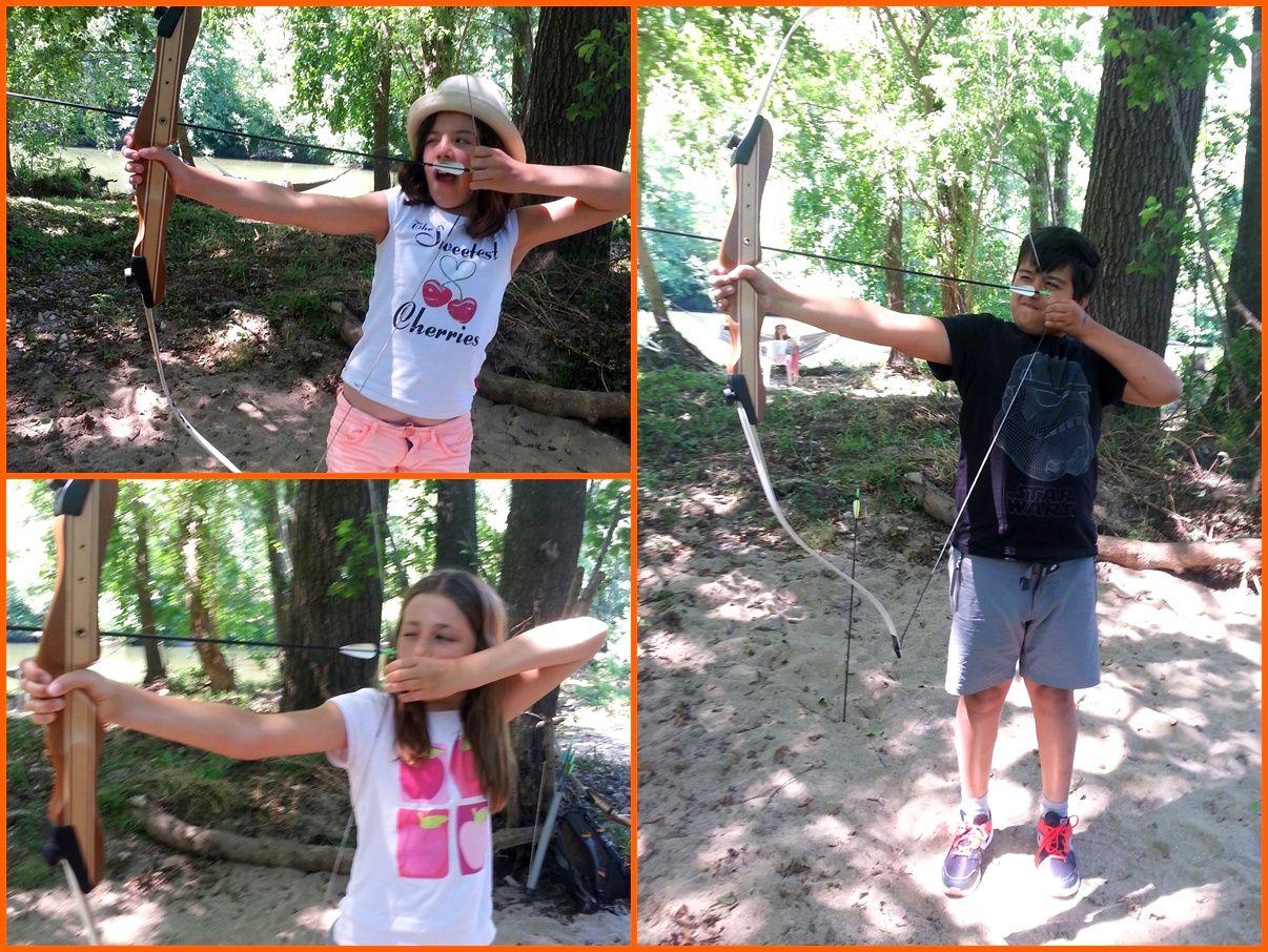 Camp Saint-Antonin 1er séjour 2016 : Vendredi 15 juillet