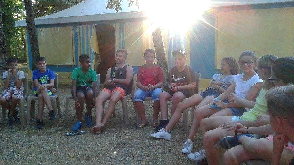 Camp Arcachon 3ème séjour 2016 : Lundi 18 juillet