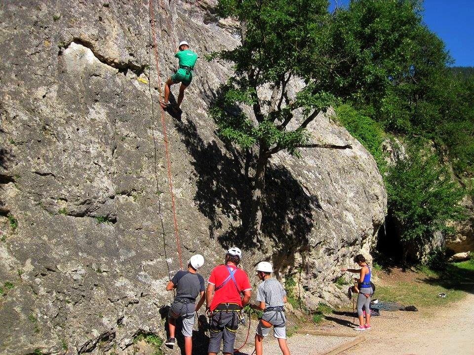 Camp Sainte-Énimie : Mardi 26 juillet