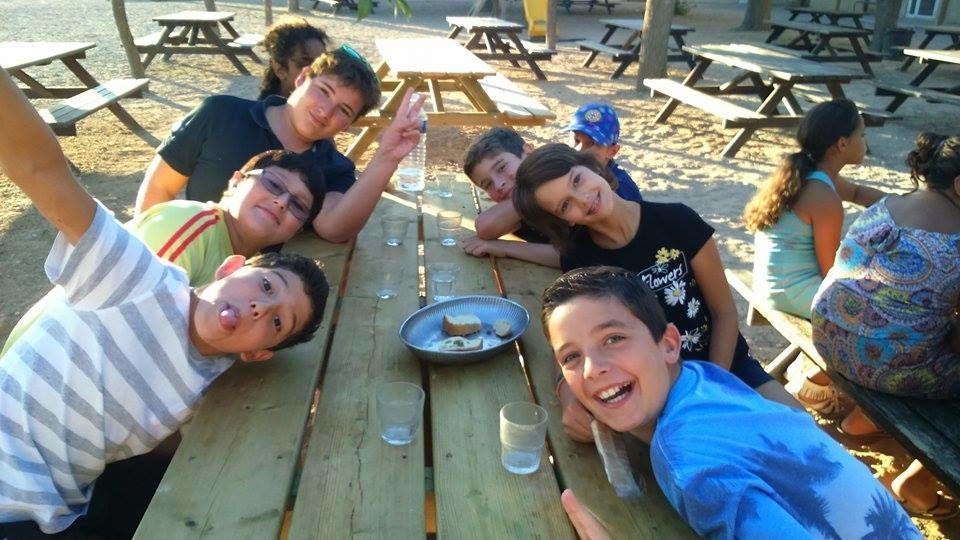 Camp de Valras : Mardi 23 août 2016