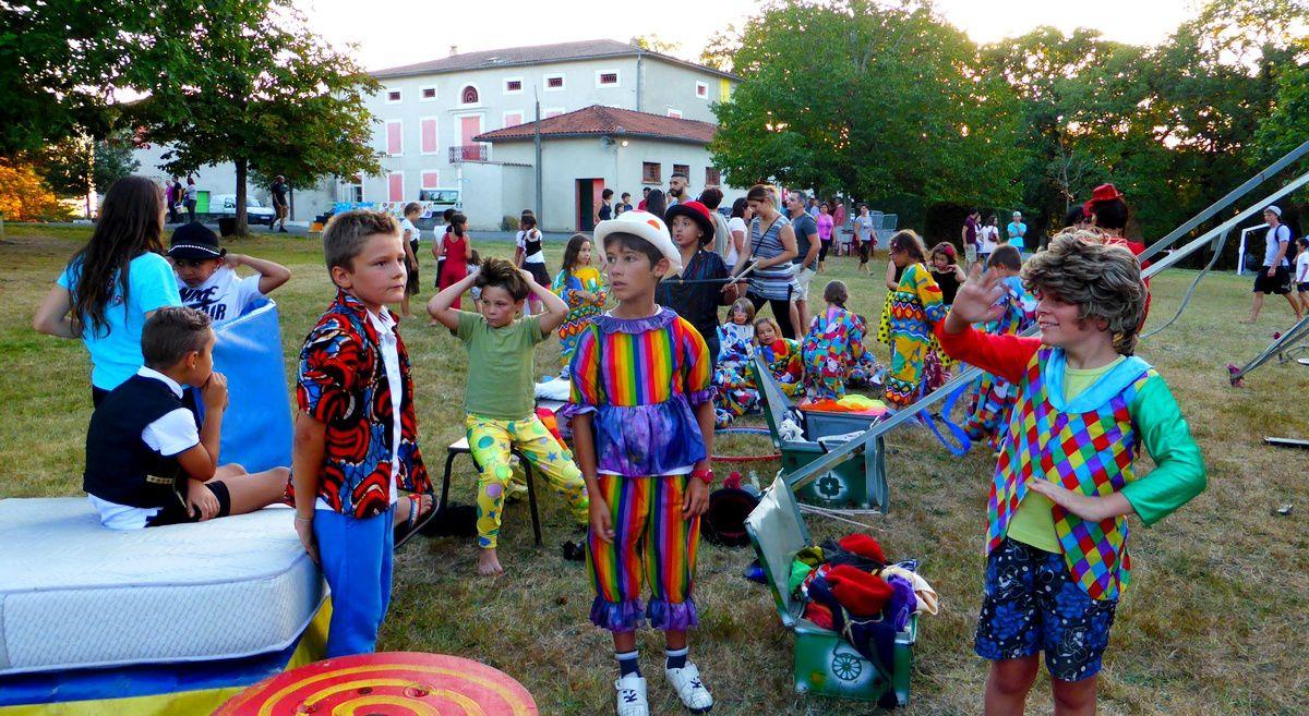 La Courbe été 2016 : Fête du second séjour