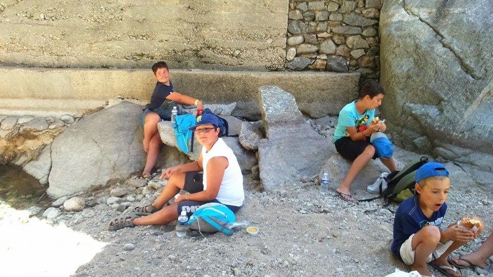 Camp de Valras : Samedi 27 août 2016