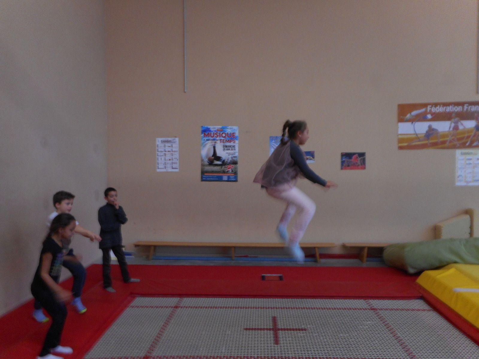 ME Crins: Club gymnastique