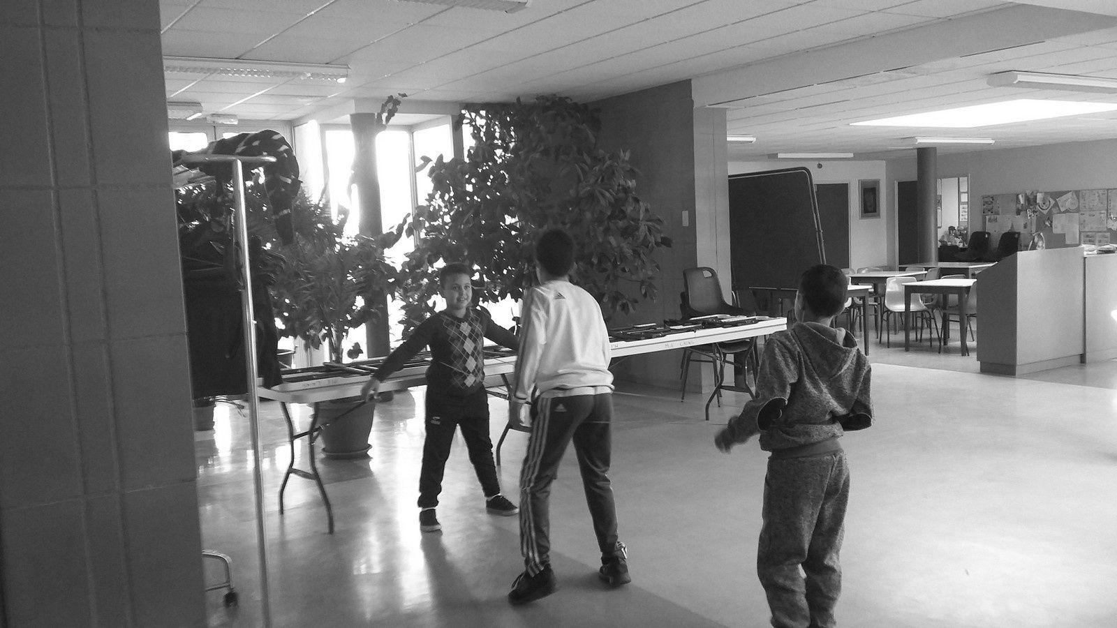 ME Crins- Mercredi 25 janvier: Jeux d 'Antan