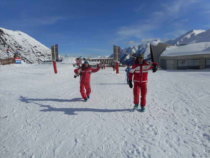 Les CM1 de l'Albertarié et de Victor Hugo en classe de neige