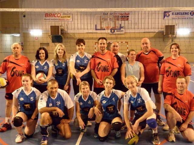 Tournoi de Volley : Résultats Petite Finale