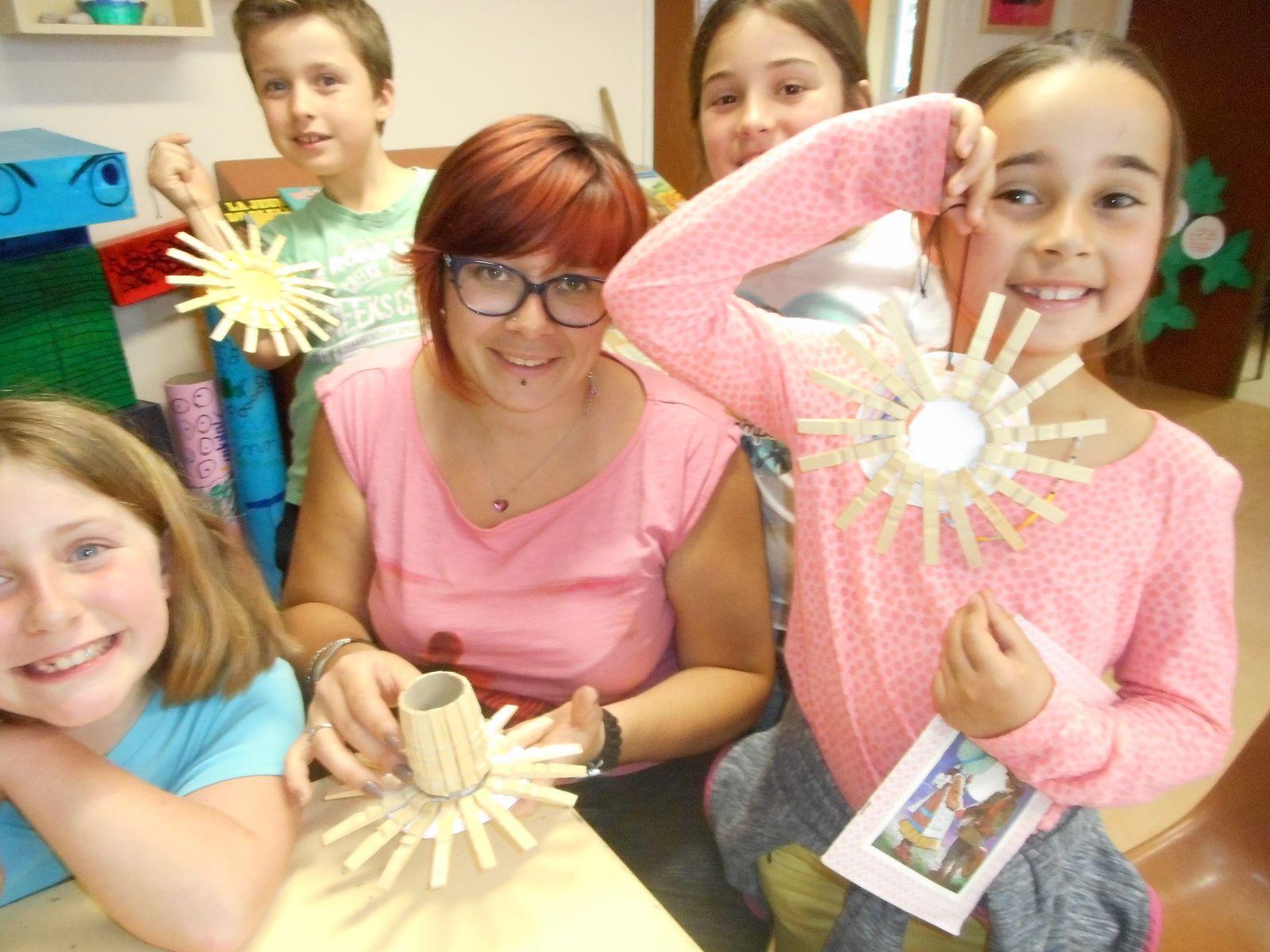 ME CRINS: Atelier Parents-Enfants