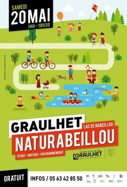 Graulhet : Naturabeillou samedi 20 mai