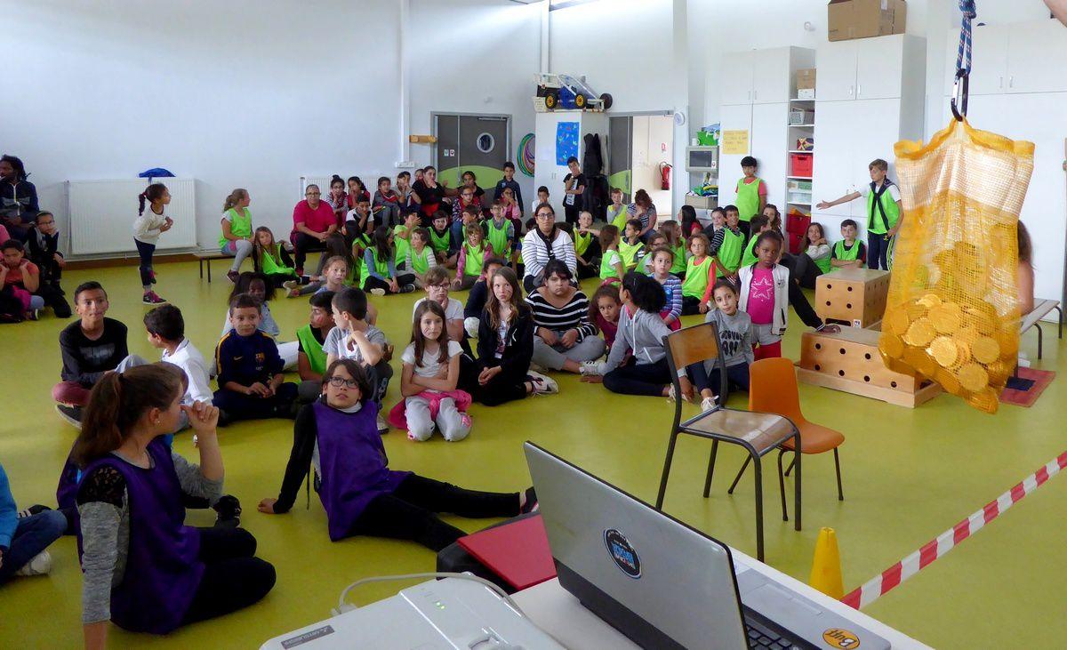 Rallye-jeux des Maisons de l'Enfance : d'autres photos