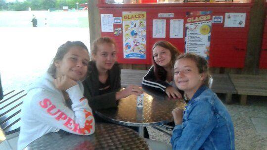 Camp Arcachon 1er séjour 2017 : Mercredi 12 juillet