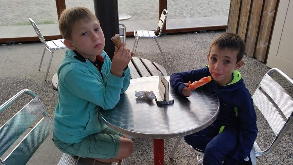 Camp Arcachon 2ème séjour 2017 : Jeudi 20 juillet