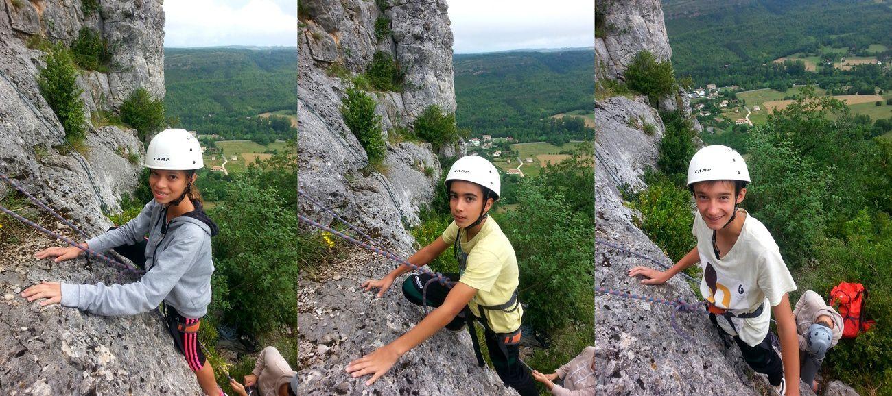 Camp Saint-Antonin 2ème séjour 2017 : Vendredi 21  juillet