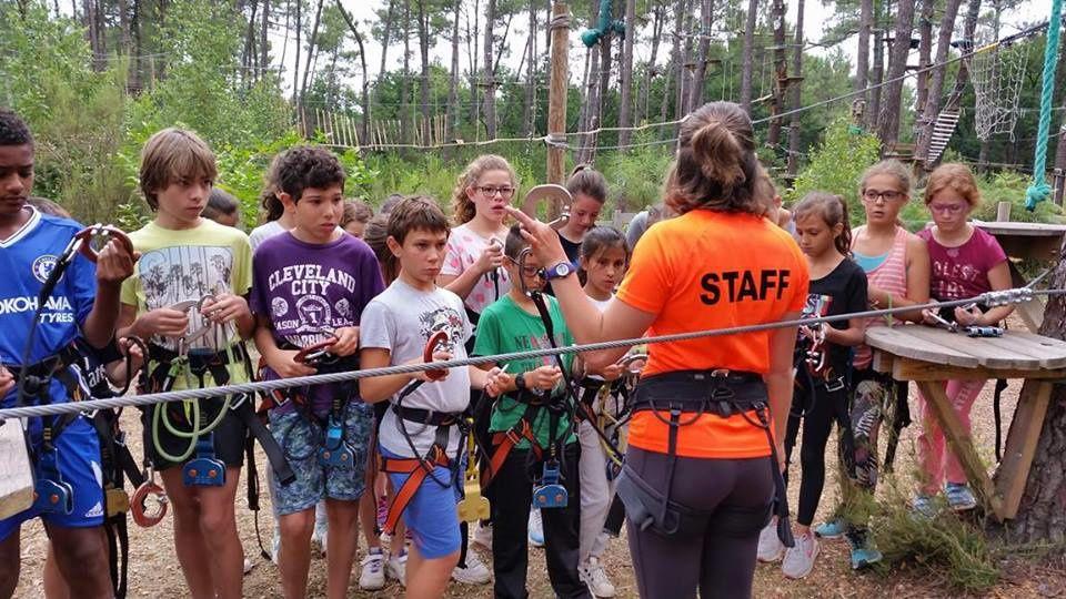 Camp Arcachon 3ème séjour 2017 : Jeudi 27  juillet