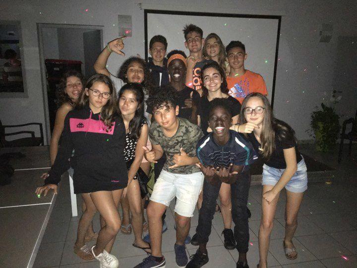 La Courbe été 2017 : Mini-Camp à Lacaune -1-