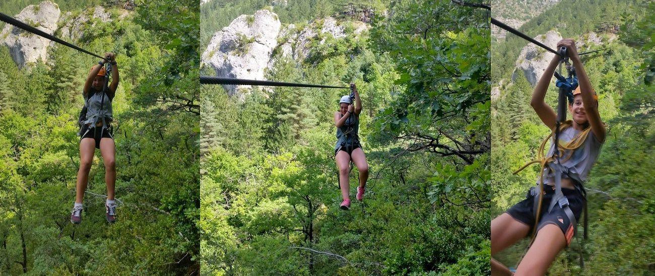 Camp Sainte-Énimie 2017 : Jeudi 3 août