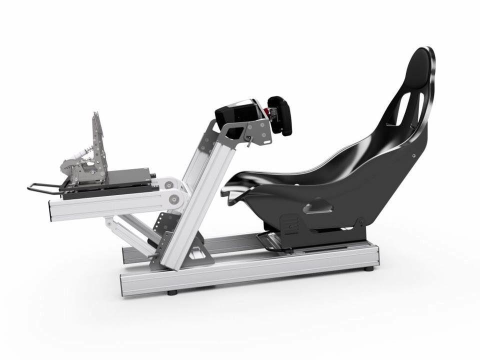Un cockpit  Formula / Prototype pour Sim-Lab