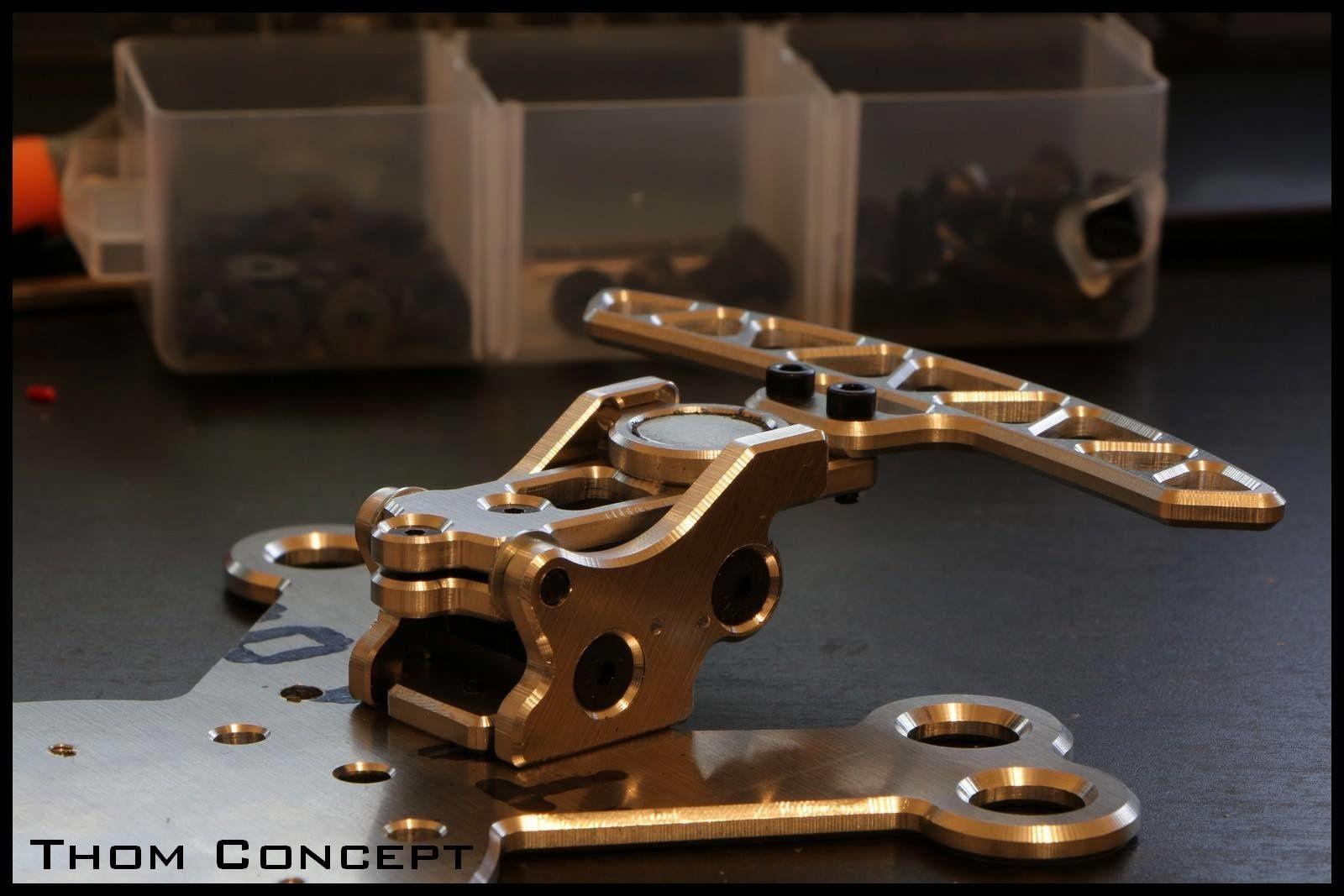 Des palettes-shifters magnétiques bientôt dispo chez ThomConcept