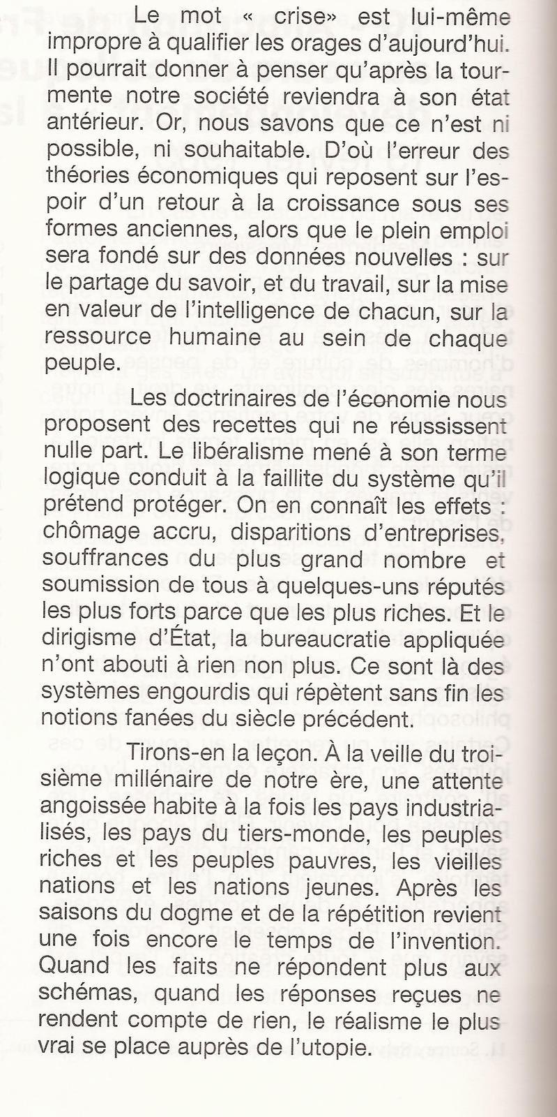 L'empire de la finance (suite).