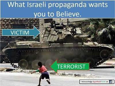 HALTE A LA PROPAGANDE MENSONGERE D'ISRAEL ET DE SES ALLIES OCCIDENTAUX !