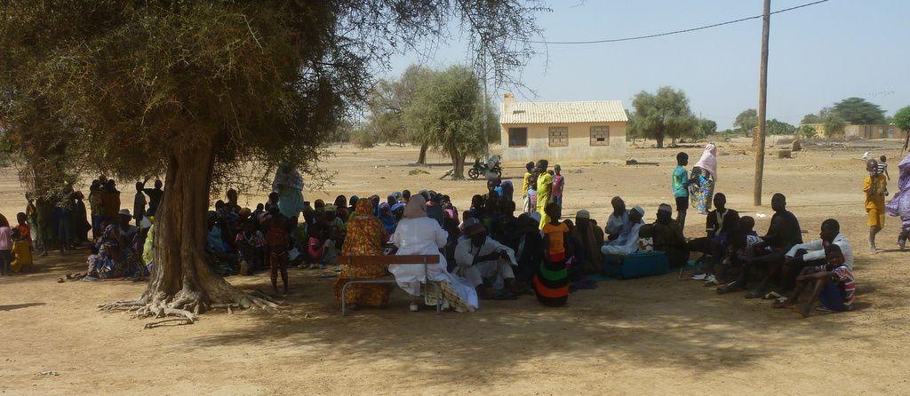 Télémedécine cardiologique dans le Sénégal profond