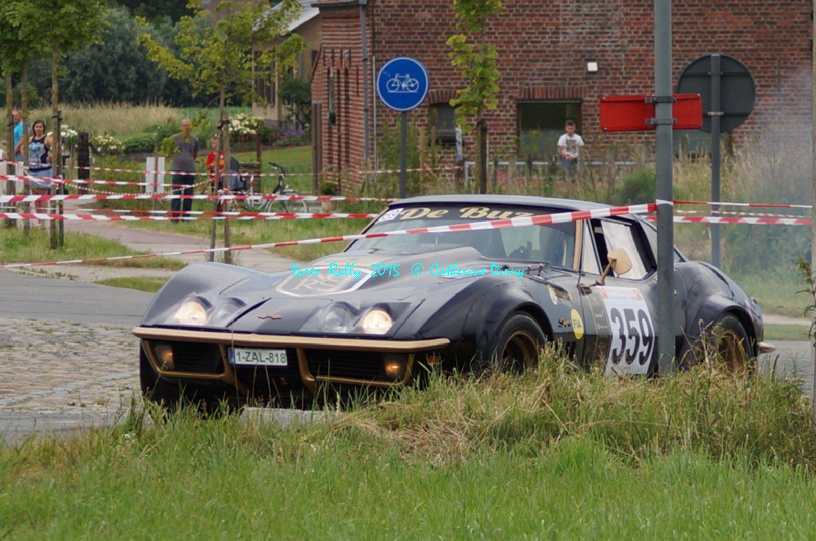 23ème Ypres Historic Rally