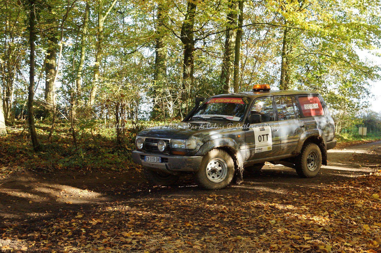1er Rallye des 7 Vallées d'Artois     Pas de Calais