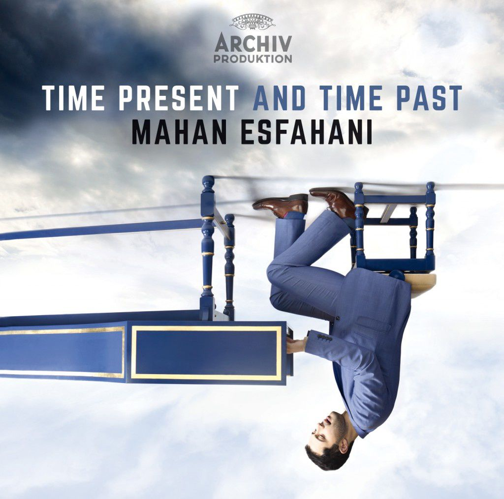 Time present and Time past - Mahan Esfahani ou la véritable authenticité.