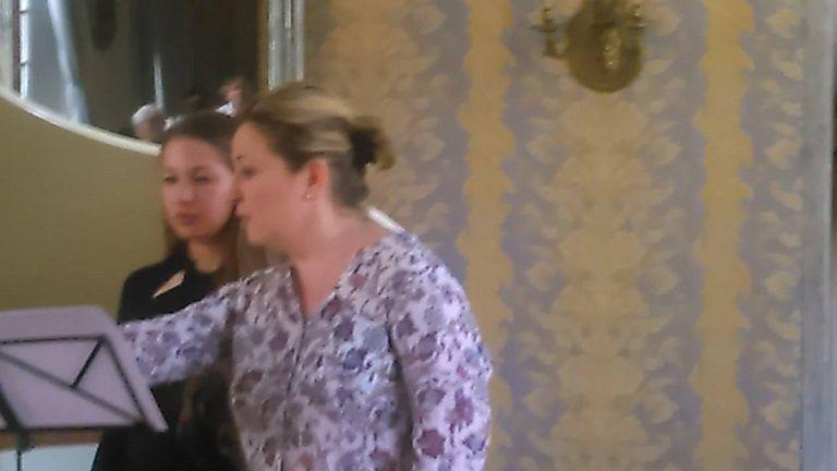 Master Class de Karine Deshayes - L'après-midi d'une révélatrice.