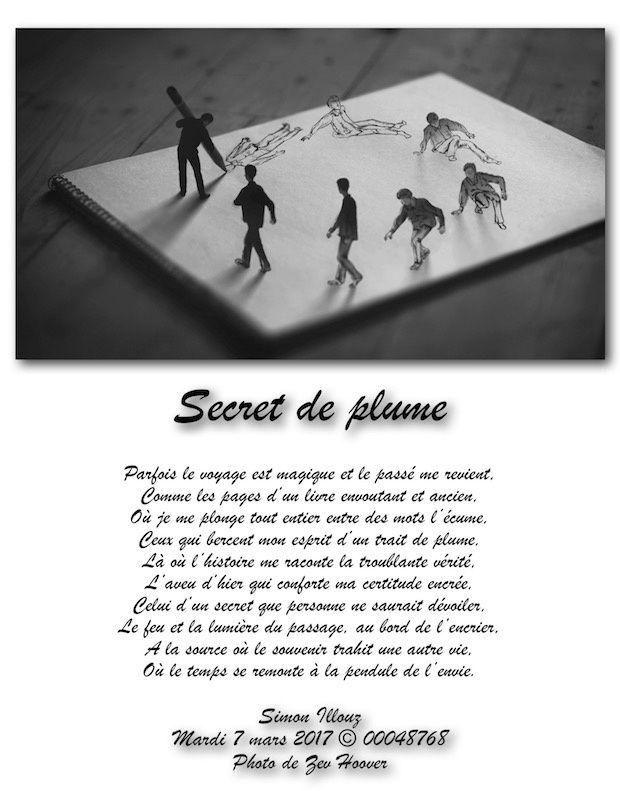 Secret de plume...