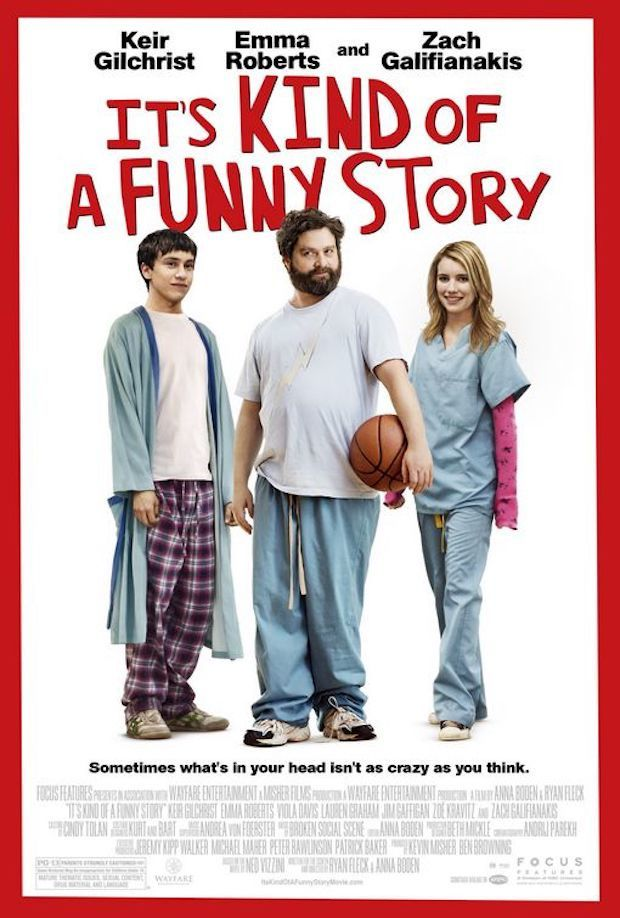 'It's Kind of a Funny Story' - Trailer |HD|...