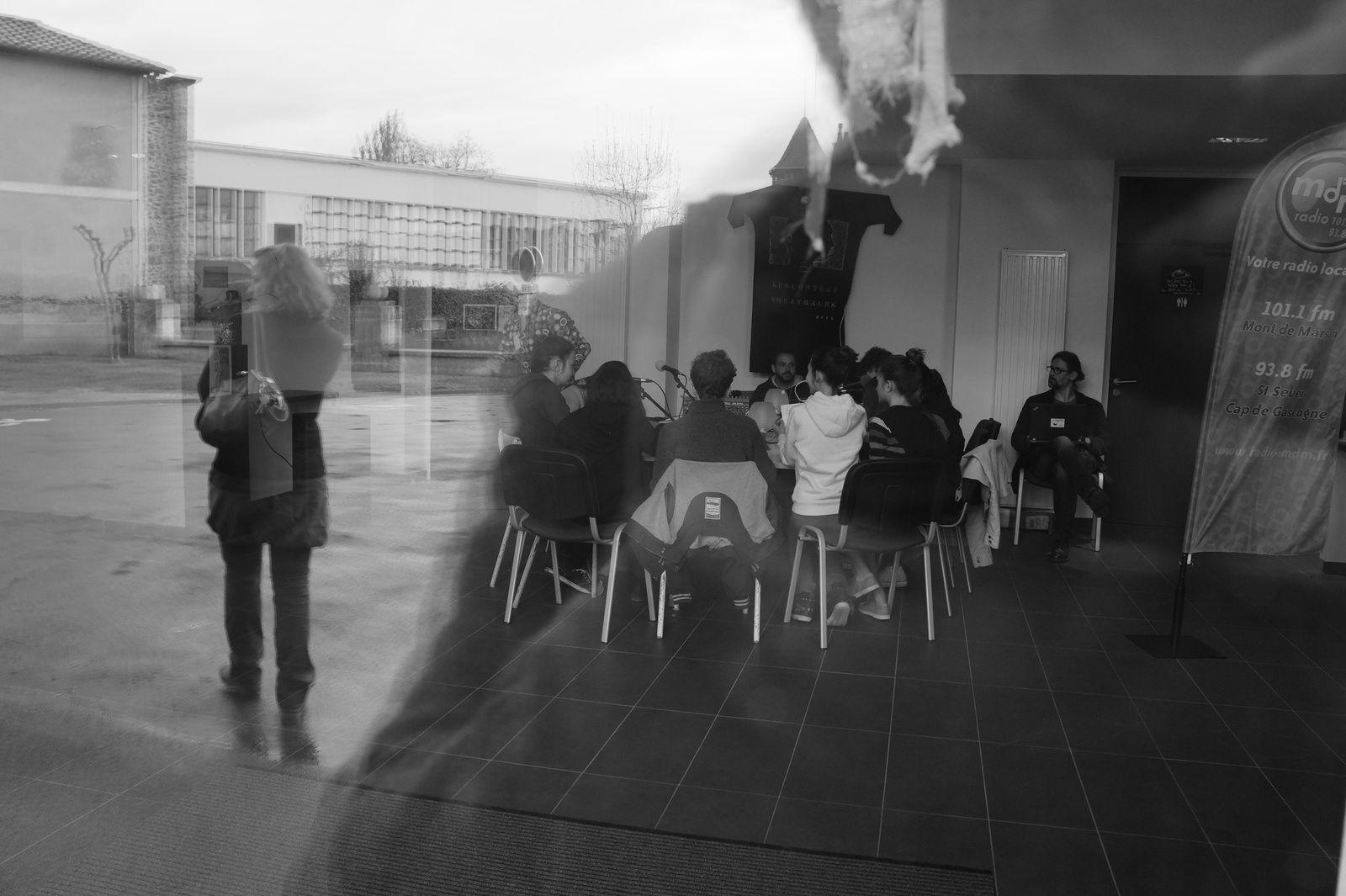 Rencontres Théâtrales - 3ème jour