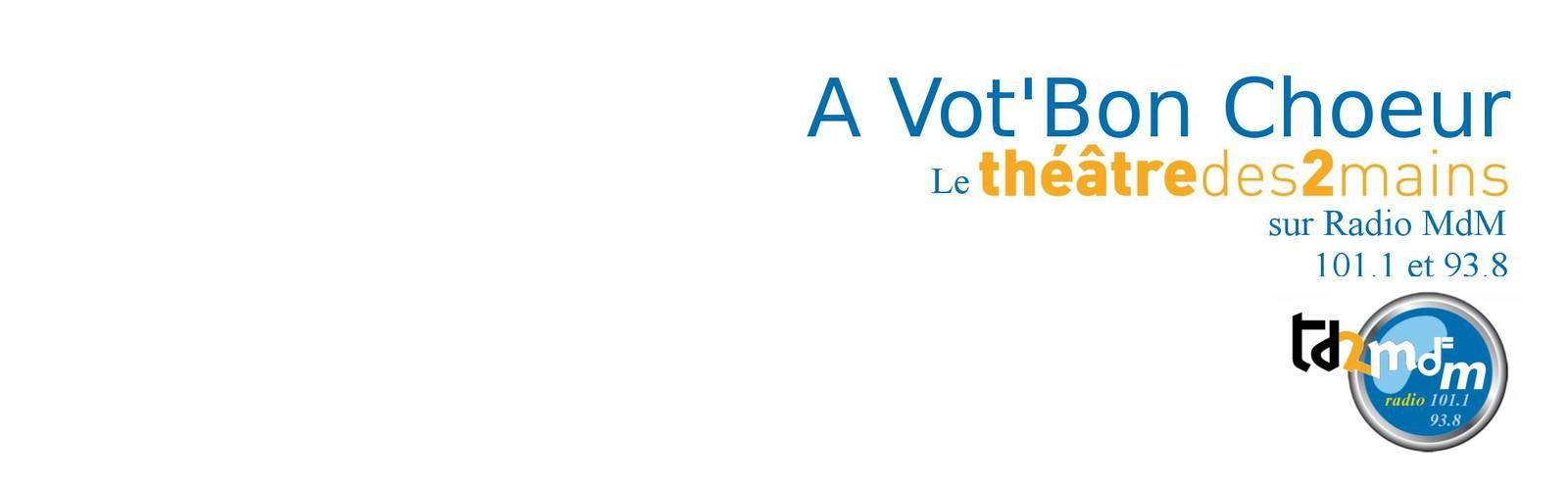 A Vot'Bon Choeur - Saison 02 - Correctif