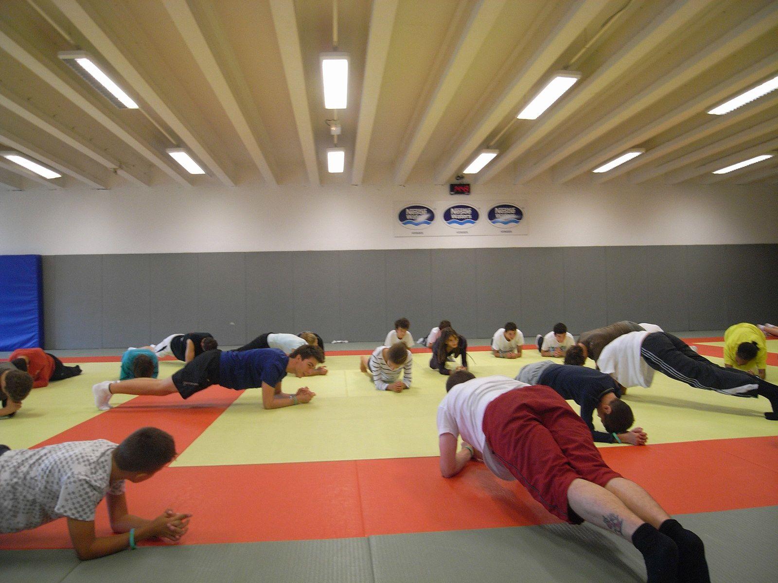 Nos séances de préparation physique générale