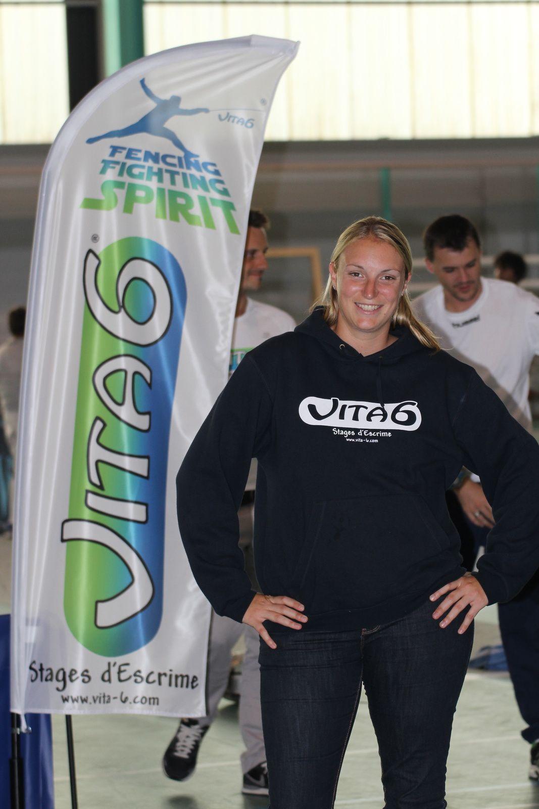 Faites connaissance en images avec les membres de l'équipe VITA-6 !