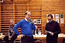 Félicitations au Fribourgeois Daniel Fattore qui a réalisé le zéro faute! (photo Fabien Nissels - ldd)