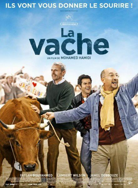 La Vache : un road movie champêtre entre Algérie et France!
