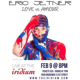 Eric Jetner : Quand Amour &amp&#x3B; Love s'affrontent en chansons!