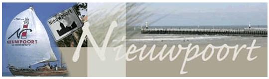 Nieuport : Une ville sur la Mer du Nord!